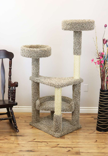 Unique Cat Play Tower