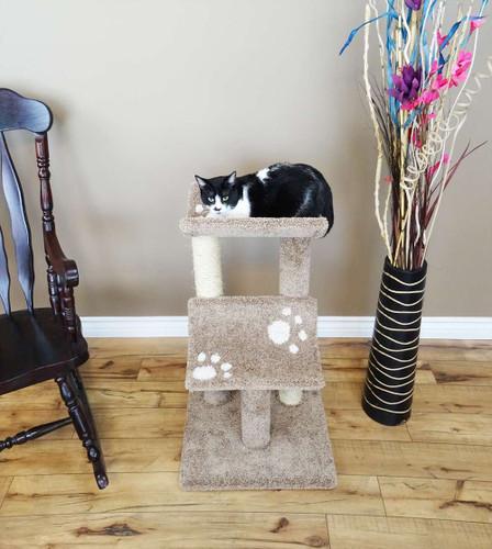 Premier Double Cat Perch