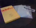 100 Sheet Packs of Water Resistant Film