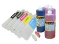 Refillable Ink kit for Epson 7700/9700
