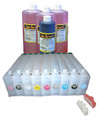 Refillable Ink kit for Epson 7890/9890