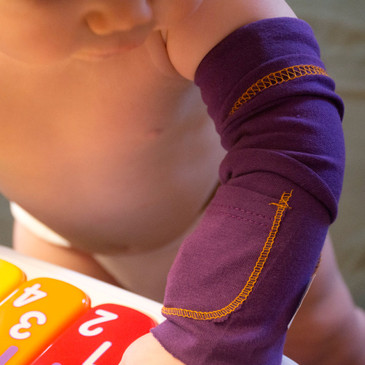 PICC Line Sleeve: Smaller Sizes 1-3 (Infants, Toddlers & Teens)