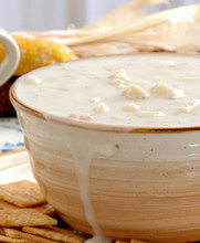 Order New England Clam Chowder. Buy New England Clam Chowder online at Bes'Dam Soup