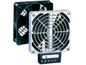 03102.9-00 DIN Rail Enclosure Fan Heater 100W 120 VAC