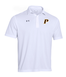 "Men's Team Rival Polo (GY, WT) - ""P"""