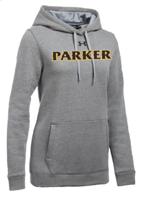 "Ladies Hustle Fleece Hoody - ""PARKER"""