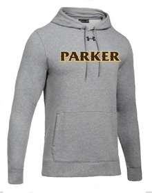 "Men's Hustle Fleece Hoody - ""PARKER"""