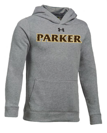 "Youth Hustle Fleece Hoody - ""PARKER"""