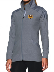 "Ladies Performance Fleece FZ - ""P, or SHIELD"""