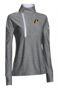 "Ladies Hotshot 1/2 Zip - ""P, or SHIELD"""