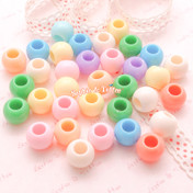 Candy Chunky Beads with Big Hole (18mm)