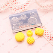 Biscuits Sweets Silicone Mold