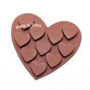 Silicone Heart Mould (Small)