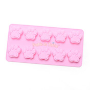 Paw Silicone Mold (Small)