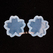 Sakura Flower Silicone Resin Mold - 1 piece