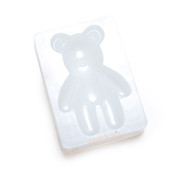 Kawaii Bear Silicone Resin Mold