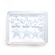 Mini Magical Star Silicone Resin Mold