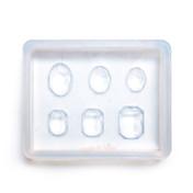 Pre-Order: Mini Oval Gems Silicone Resin Mold