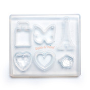 Romantic Silicone Resin Mold