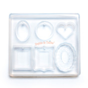 Frames Silicone Resin Mold