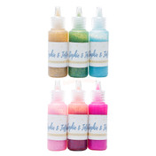 Glitter Deco Paint (Transparent) - 22ml