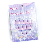 Magical Starry Ribbon with Frills (from Japan) (24mm)