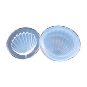 Seashell Shaker UV Resin  Silicone Mold