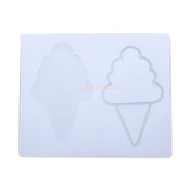 Ice Cream Shaker Silicone Mold