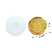Round Plate Silicone Mold