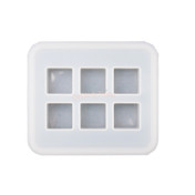 Square Cube Silicone Mold (16mm)