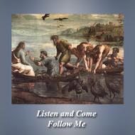Listen and Come Follow Me (CDs) - Fr. Basil Cole, OP