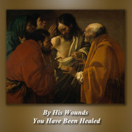 By His Wounds You Have Been Healed (CDs) - Fr. Paul Check