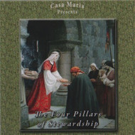 The Four Pillars of Stewardship (MP3s) - Fr. Pat York and Mr. Dan Loughman