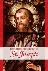 Favorite Prayers to Saint Joseph