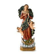 Our Lady, Undoer of Knots Statue