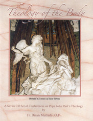 Theology of the Body (CDs) - Fr. Brian Mullady, OP