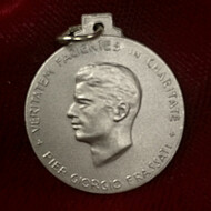 Silver Blessed Pier Giorgio Frassati Medals