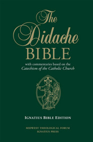 Didache Bible (Hardcover RSV-CE 2nd Edition)
