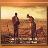 Stewardship and the New Evangelization (CDs) - Fr. David Zimmer