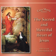 The Sacred and Merciful Heart of Jesus (CDs) - Fr. James Kubicki, SJ
