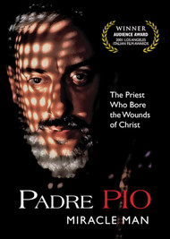 Padre Pio: Miracle Man (DVD)