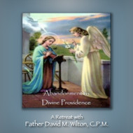 Abandonment to Divine Providence (CDs) - Fr. David Wilton, CPM