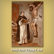 Only One Thing I Ask (CDs) - Fr. Angelus Shaughnessy, OFM Cap