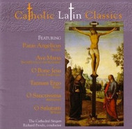 Catholic Latin Classics (CD)