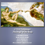 A New Language: Theology of the Body (CDs)