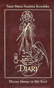 Diary: Divine Mercy in My Soul Deluxe Leatherbound Edition