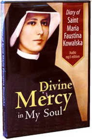 Diary: Divine Mercy in My Soul (Audio Book MP3 CD)