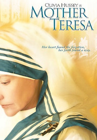 Mother Teresa DVD starring Olivia Hussey