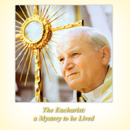 The Eucharist: A Mystery to Be Lived (Priest Retreat CDs) - Fr. Emmerich Vogt
