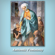 Authentic Femininity (CDs) - Fr. Stash Dailey